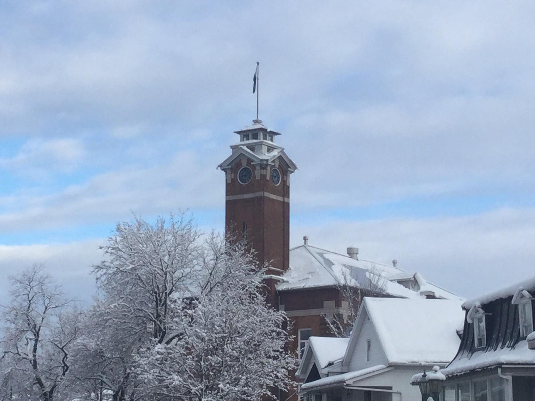 hôtel de ville de Rivière-du-Loup (Auteur : Ville)