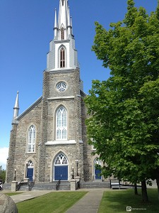 église saint-patrice, vieux rivière-du-loup,  (vignette) (Auteur : Ville RDL)
