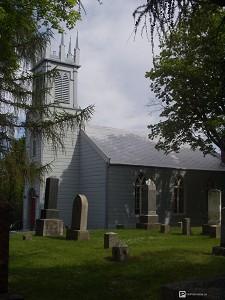 chapelle, église, St-Bartholomew, cimetière, rivière-du-loup (vignette) (Auteur : Ville RDL)