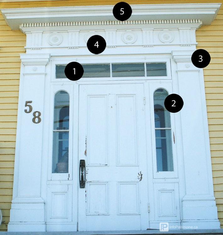 Guide : Porte ancienne