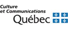 Culture et communications Québec (logo)